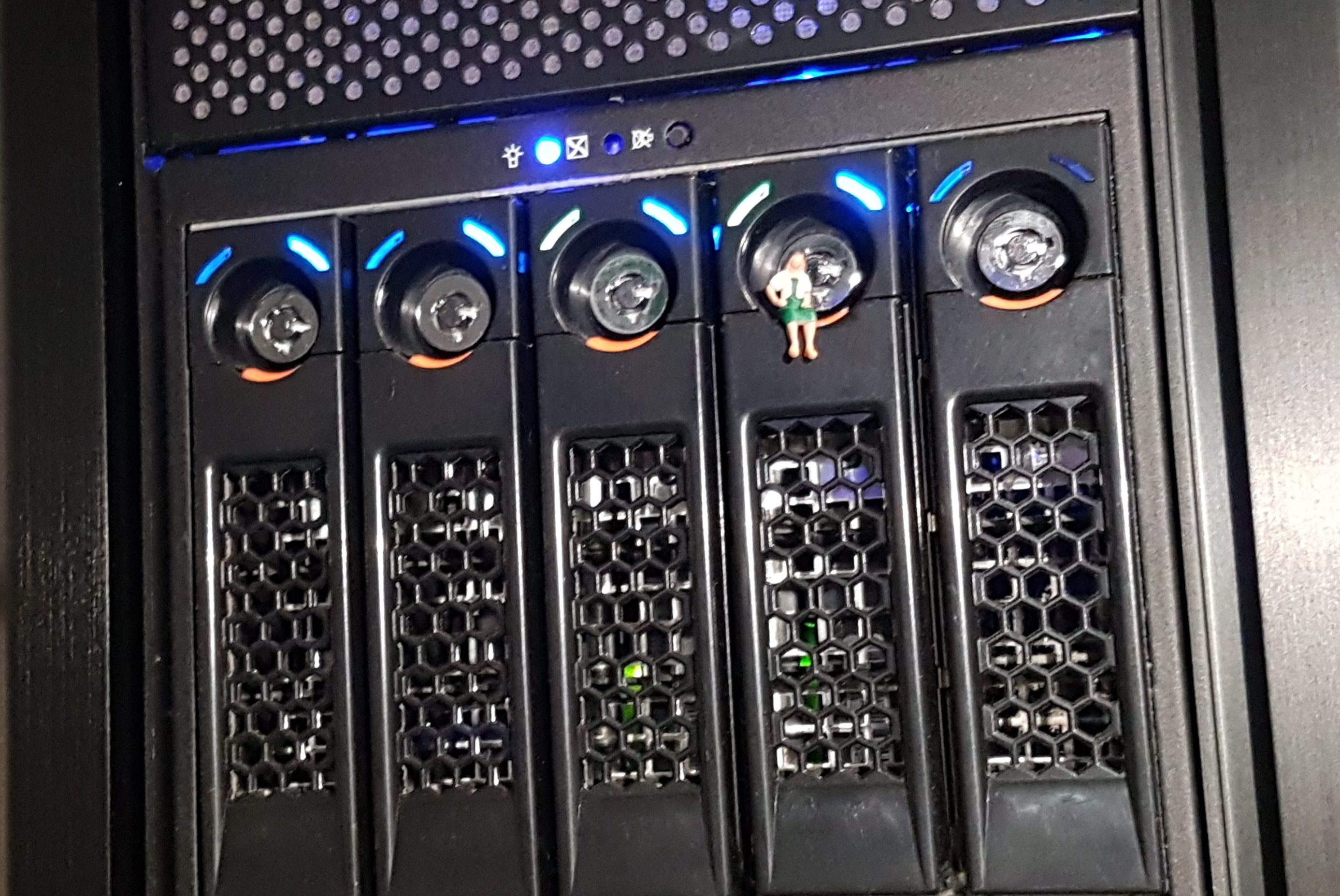 CNS SERVER, HDD RACK